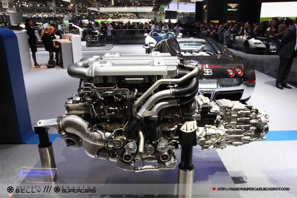 Injecteur bugatti Veyron
